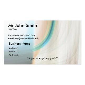 Elegant 17 pack of standard business cards