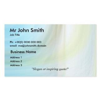 Elegant 1 pack of standard business cards