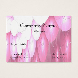 Elegant Abstract Business Card