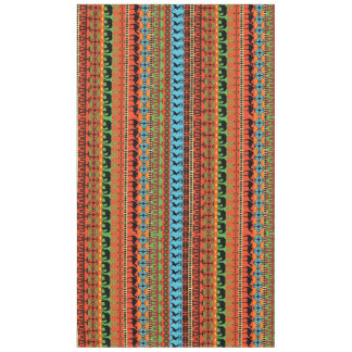 Elegant African - Kwanzaa Tablecover Tablecloth