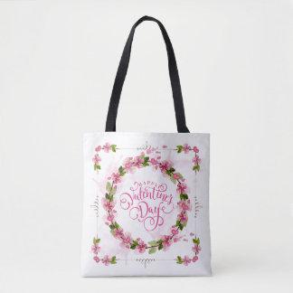 Elegant and Lovely Valentine's Day Tote Bag