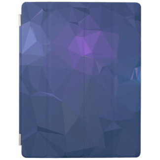 Elegant and Modern Geo Designs - Deep Sky iPad Cover
