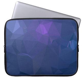 Elegant and Modern Geo Designs - Deep Sky Laptop Sleeve