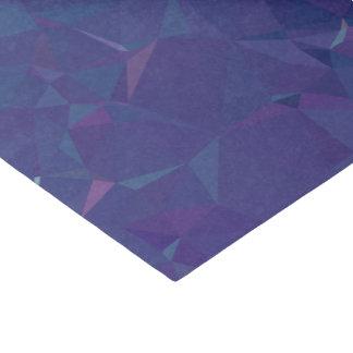 Elegant and Modern Geo Designs - Dragon Cobalt Tissue Paper
