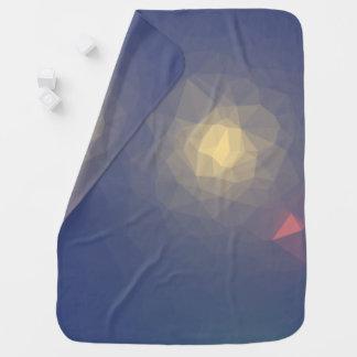 Elegant and Modern Geo Designs - Sphinx Eternal Baby Blanket