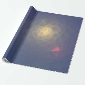 Elegant and Modern Geo Designs - Sphinx Eternal Wrapping Paper