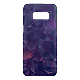 Elegant and Modern Geo Designs - Violet Amethyst Case-Mate Samsung Galaxy S8 Case
