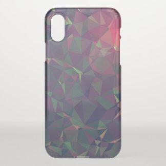 Elegant and Modern Geo Designs - Yosemite Sunset iPhone X Case