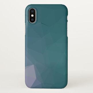 Elegant and Modern Geometric Art - Binary Stars iPhone X Case