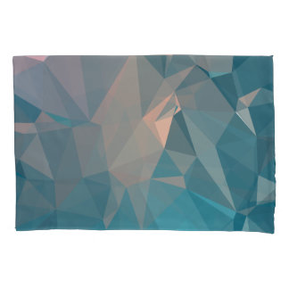 Elegant and Modern Geometric Art - Island Music Pillowcase