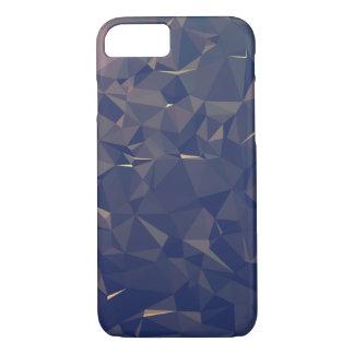 Elegant and Modern Geometric Art - Ocean Bronze iPhone 8/7 Case