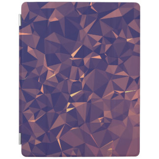 Elegant and Modern Geometric Art - Tropical Orchid iPad Cover