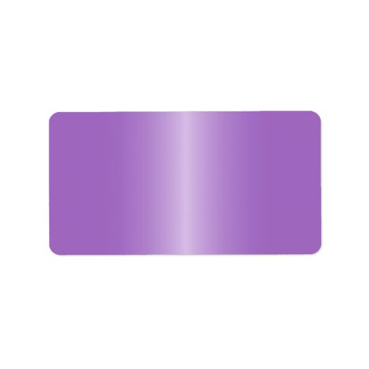 Elegant and stylish purple satin gradient blank