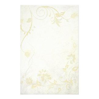 Elegant Antique White Vintage Wedding Stationery