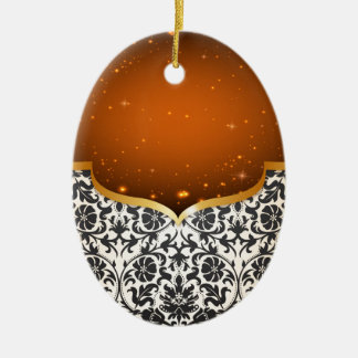 Elegant Arabian Ceramic Ornament