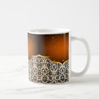 Elegant Arabian Coffee Mug