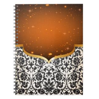 Elegant Arabian Notebook