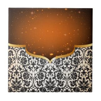 Elegant Arabian Tile