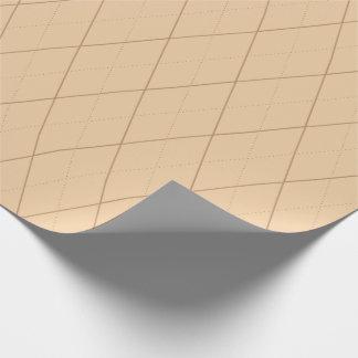 Elegant Art Deco Pattern. Wrapping Paper