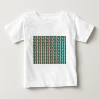 Elegant Artistic Waves Pattern Texture on Gifts 99 T-shirt