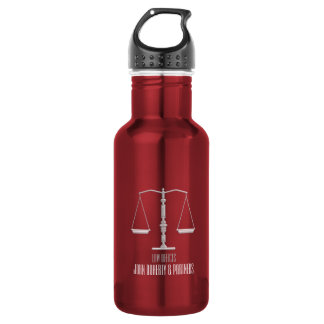 Elegant Attorney at Law | Perfect Gifts 532 Ml Water Bottle