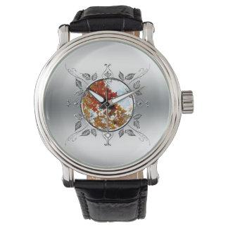 Elegant Autumn Wrist Watches