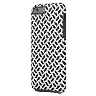 Elegant B&W geometric iPhone 6 Case