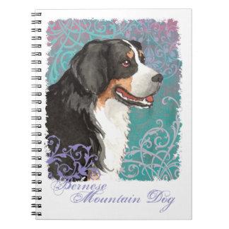 Elegant Berner Notebook