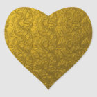 Elegant Blank Gold Glitter Seals