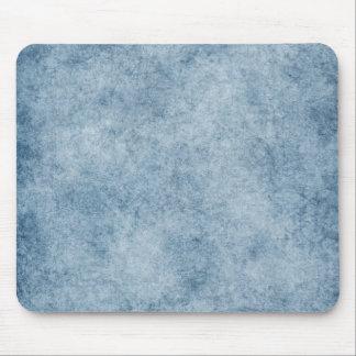elegant blue mouse pad