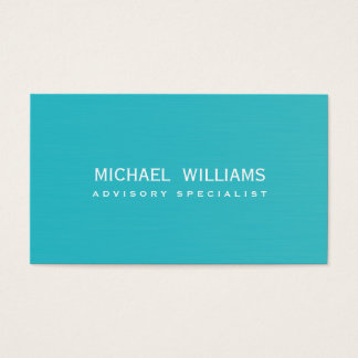 ELEGANT BLUE PROFESSIONAL CELESTIAL ROUGH SWIMMING BUSINESS CARD