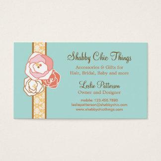 Elegant Bridal Accesories Business Card