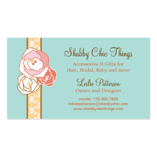 Elegant Bridal Accesories Business Card
