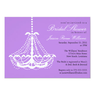 Elegant Bridal Shower Card