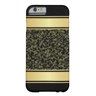 Elegant Camouflage Barely There iPhone 6 Case