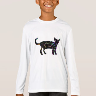 Elegant Cat T-shirts