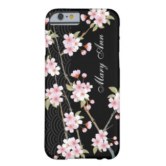 Elegant Cherry Blossoms iPhone 6 case