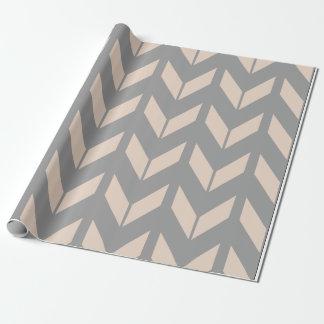 Elegant Chevron Wrapping Paper