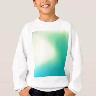 Elegant & Chic Beautiful Blue and Teal Watercolor Sweatshirt