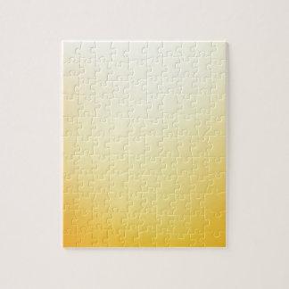 Elegant & Chic Beautiful Golden Sun Watercolor Jigsaw Puzzle