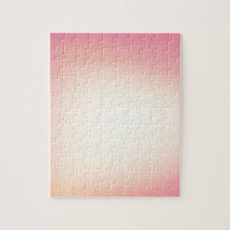 Elegant & Chic Beautiful Pink and Gold Watercolor Puzzles