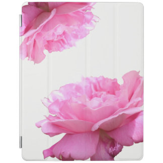 Elegant Chic Pink Floral iPad 2/3/4 Smart Cover iPad Cover