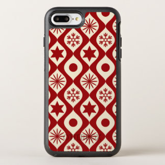 Elegant Christmas Ornaments Pattern | Phone Case