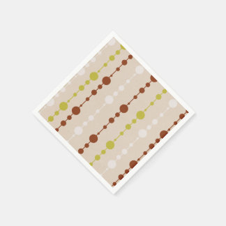 Elegant Christmas Paper Napkin