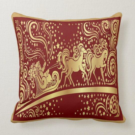 Elegant Christmas Pillow