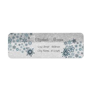 Elegant ,Christmas ,Snowflakes,Glittery
