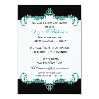 Elegant Classy Corporate party Invitation