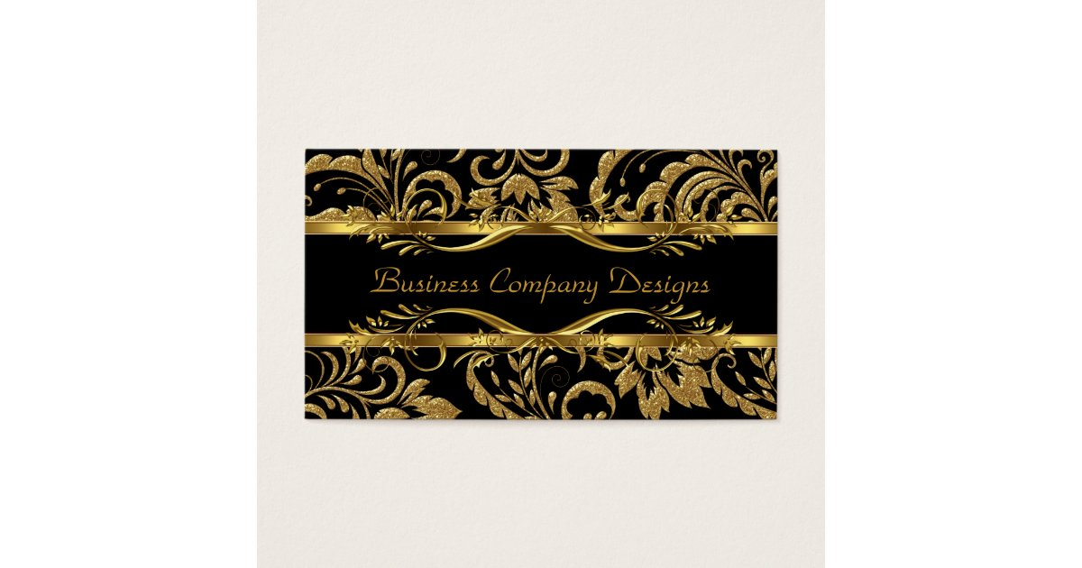 black damask art business - photo #35