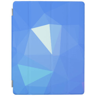 Elegant & Clean Geo Designs - Cornflower Pretty iPad Cover