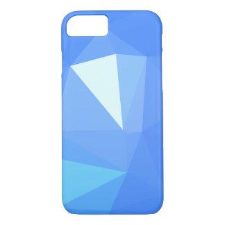 Elegant & Clean Geo Designs - Cornflower Pretty iPhone 8/7 Case